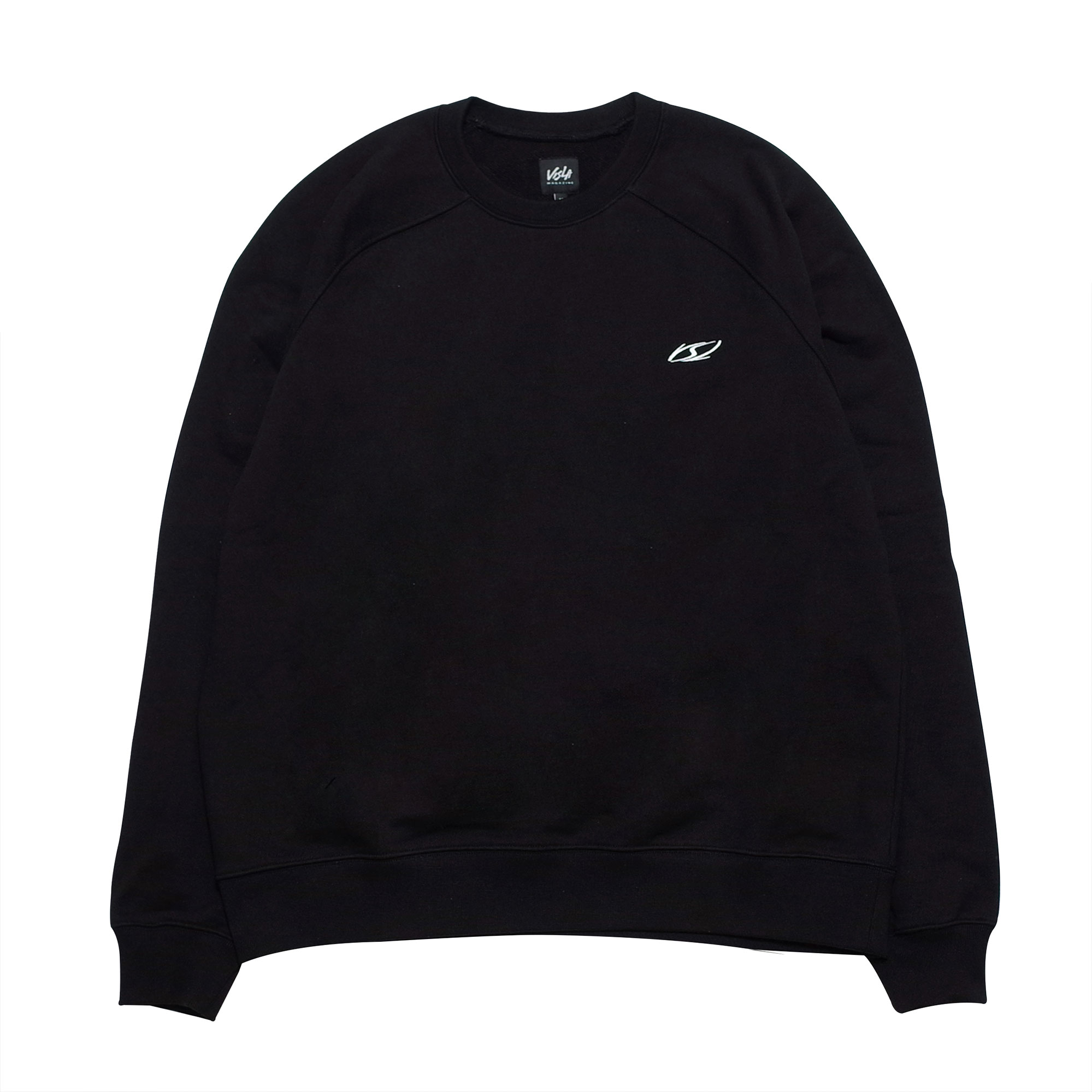 VSL SWEAT SHIRT - BLK