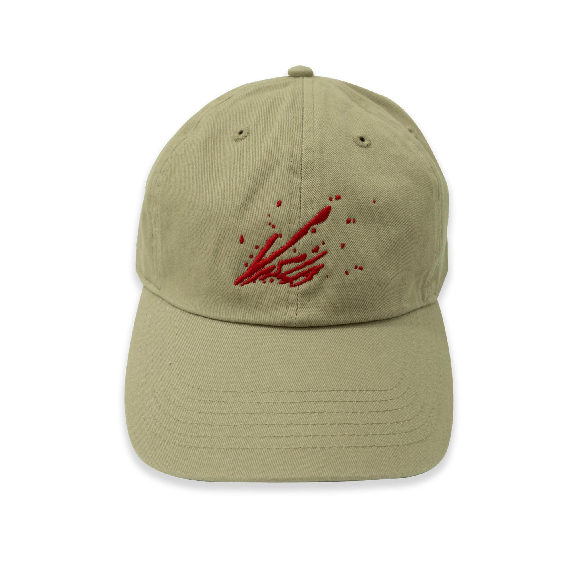 DEATH BLOW BALL CAP - BEIGE