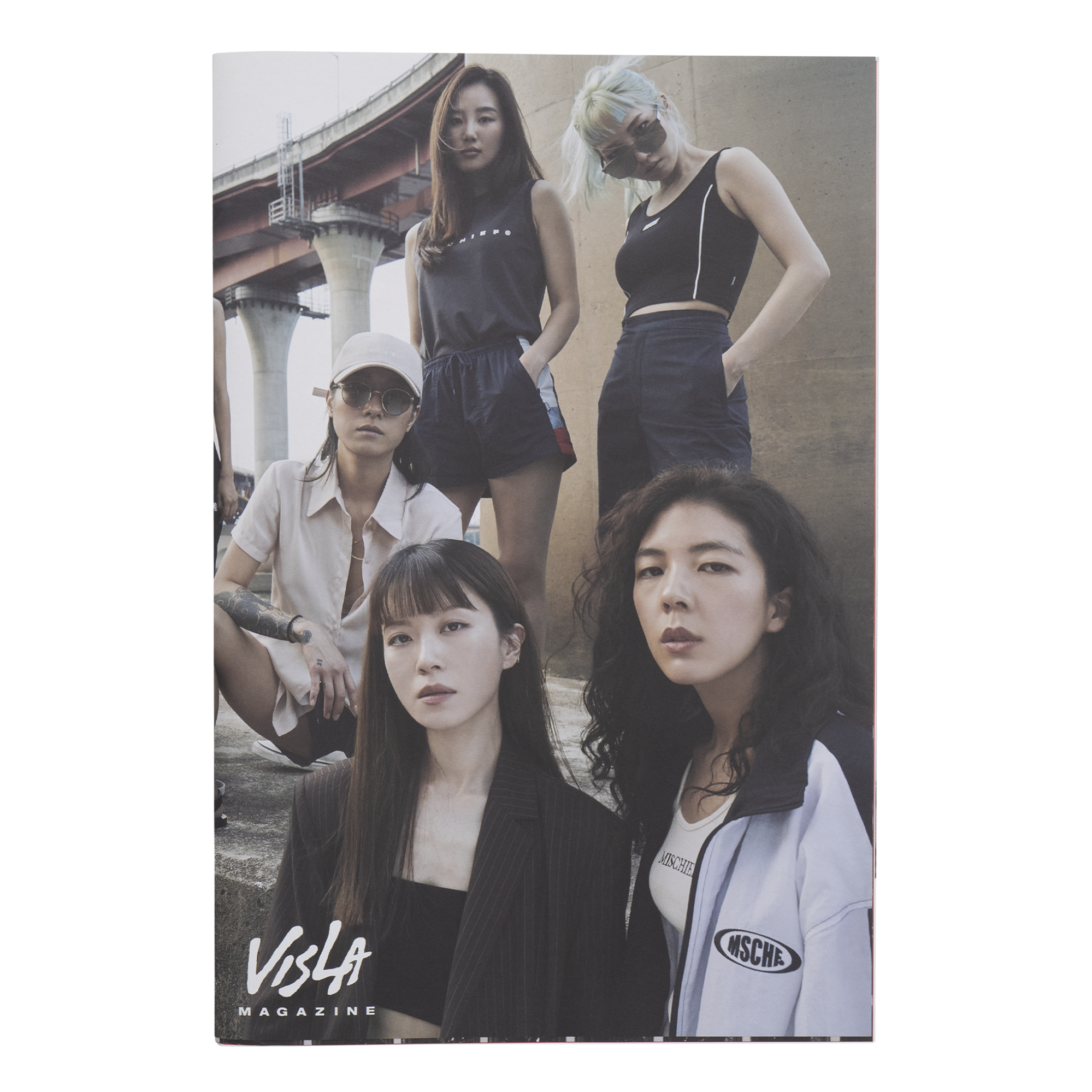 VISLA MAGAZINE ISSUE 1 2017/JUL